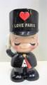 内藤ルネ 陶器の人形【パリ警察】 (111920960)