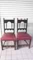 レトロな木製の椅子 (0927108180)