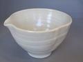 玄陶 片口鉢