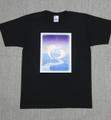 レディースTシャツ・Lサイズ 「Dolphin Star」