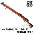 S&T Lee Enfield No. 1 Mk 3 エアーコッキングライフル リアルウッド【取寄/海外製品/分解メンテナンス済】