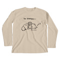 イラストTシャツ(長袖)