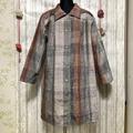 着物リメイク 【希少】大島のハーフコート