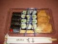 稲荷寿司巻物寿司 助六
