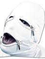 多重人格マスク ホワイト