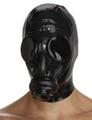 ラテックスラバー ガスマスク
