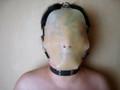 BONDAGE GEARS 生ゴム顔面マスク /BGJ7240762 /自縛・自虐・セルフボンデージ
