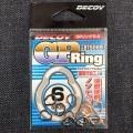 デコイ GPリング R-6 / 4size