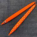 【オリカラ】ザクトクラフト オゴジグ DC Type-2 / 艶消しオレンジ・グロースポット