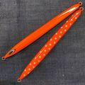 【オリカラ】ザクトクラフト オゴジグ DC Type-2 / 艶々オレンジ・グロースポット