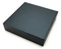 【ちょうどいい3本入れコレクションBOX】3本収納コレクションケース / ブラック