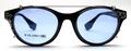【クリップサングラス付きのボストンモデル】レスザンヒューマン TYPE X 5188S