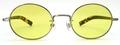 【世界的なアーティストの愛用メガネをベースにしたデザイン】ジョン・レノン JL-503 COL.1