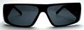 【インパクトあるデザインのストリートファッションサングラス】ブラックフライ GUNNER FLY M.BLK/SMK