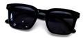 【Tアイコンがブラックメタリックカラーのサングラス】TOM FORD(トムフォード) Dax TF751-N 01A