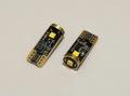 [レトロ電球色 4000K] T10/Epistar 3030 monster LED(3pcs)/300LM/CANBUS キャンセラー内蔵/2個セット [レトロ電球色 4000K]