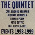 THE QUINTET / Events 1998-1999 (PNL047)
