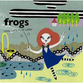FROGS / Little Girl's First Letter (SK-306041)