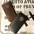 ZIP WALLET TYPE2 LEAF