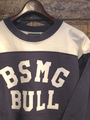 B.S.M.G. FOOT BALL T-SH 18SS