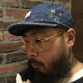 DENIM CYCLE CAP