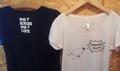 威嚇文鳥叱咤激励レディースTシャツ(CYS0006)