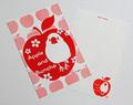 Apple and Bunchoポストカード(TTP0056)