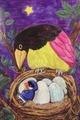 ポストカード「鳥の巣」