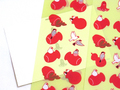 A4クリアファイル 蛸壺VSつぼ巣〜タコとの遭遇(SAT3005)
