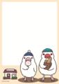 メモ帳(パン屋さん)