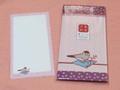 文鳥封筒ー桜文鳥(SAT2009)