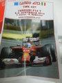 フェラーリ F14-T  オーストラリアGP2014