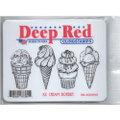Deep Red スタンプ 各種