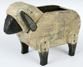 ダルトン アンティーク木製BOX(SHEEP)