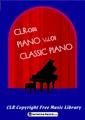CLR014-Piano Vol.01(クラシックピアノ)【著作権フリー音楽/BGM素材集】