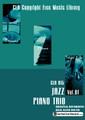CLR015-JAZZ01-PianoTrio Vol.01【著作権フリー音楽/BGM素材集】
