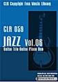 CLR059 - JAZZ vol.06 (ジャズギター)【著作権フリー音楽集】
