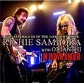 RICHIE SAMBORA WITH ORIANTHI / LIVE IN SYDNEY 2-26-2014