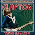 ERIC CLAPTON / LIVE IN TOKYO,JAPAN 2-18-2014