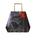 GOZARU BAG OIRAN 黒漆 puffy
