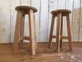 アンティークスツール/丸椅子アトリエ,カフェ
