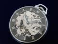 AL-106 ジラールペルゴ スケルトン懐中時計