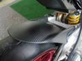 【展示品】aprilia  RSV4/TUONO V4用 カーボンリアフェンダー