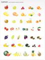 No601 果物 フルーツ 【AI】