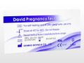 早期妊娠検査キット(David Pregnancy Test)