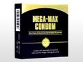 メガマックスコンドーム1箱3個(Mega-Max Condom)