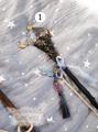 零れ落ちる光と星々の杖1