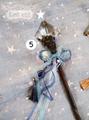 零れ落ちる光と星々の杖ミディアム5