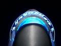 GSX1300R/隼 LED付き グラブバー/タンデムバー