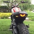 Ducati スクランブラー クラシック/アイコン/フルスロットル/アーバン/エンデューロ フェンダーレスキット